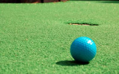 Mini Golf For Kids During Phoenix Lockdown